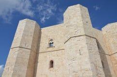Castel Del Monte, Apulia, Italien Stockbild