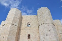 Castel Del Monte, Apulia, Italien Stockfoto