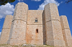 Castel del Monte, Apulia, Italy Stock Image