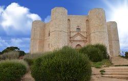 Castel del Monte, Apulia, Italy Royalty Free Stock Photo