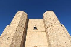 Castel Del Monte. Landmark medieval castle in Apulia, Italy. UNESCO World Heritage Site stock images