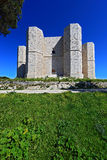 Castel del Monte,. Castrum Sancta Maria de Monte, Apulia, Italy Royalty Free Stock Photo