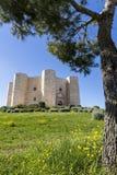 Castel del Monte Stock Photography