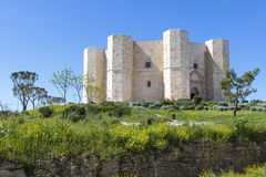Castel del Monte Stock Photos