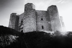 Castel del Monte Royalty Free Stock Photo