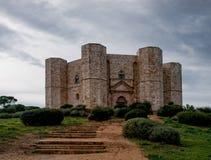 Castel del Monte. Italy Stock Photos