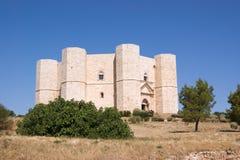 Castel del Monte (Kasteel van het Onderstel) Royalty-vrije Stock Afbeeldingen