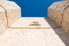 Castel del Monte in Puglia Italy Stock Photos