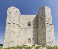 Castel del monte ,view, panorama,landscape, Royalty Free Stock Images