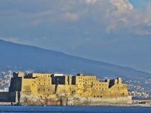 Castel dell& x27; ovo royaltyfria bilder