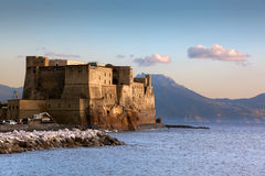 Castel dell' Ovo Stock Photos