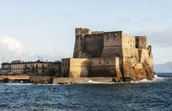 Castel dell'Ovo Stock Photography