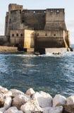 Castel dell'Ovo Stock Photo