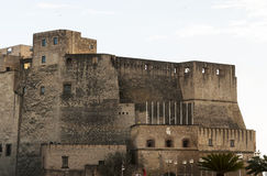 Castel dell'Ovo Royalty Free Stock Photos