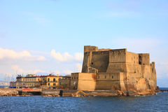 Castel Dell ' Ovo Photo stock