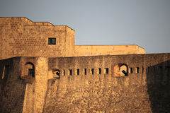 Castel Dell ' Ovo Stockbild