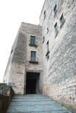 Castel dell'Ovo Lizenzfreies Stockfoto