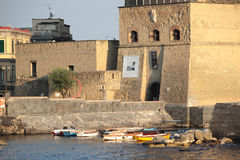 Castel dell'Ovo Royalty Free Stock Image