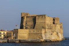Castel dell'Ovo in Naples, Italy Stock Photo