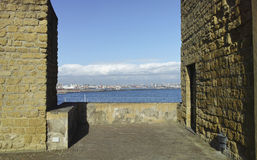 Castel dell ovo Royalty Free Stock Image
