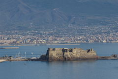 Castel dellovo Royaltyfria Bilder