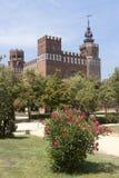 Castel dels Tres Dragons Royalty Free Stock Images