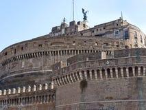 Castel di angelo del san Fotografie Stock