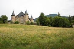 Castel di Crots - Alpes - la Francia Fotografie Stock Libere da Diritti