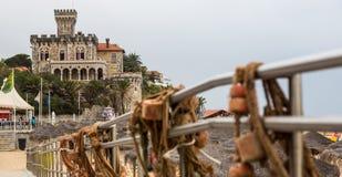 Castel Estoril Zdjęcie Royalty Free