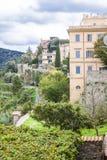 Castel Gandolfo Fotografering för Bildbyråer