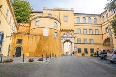 Castel Gandolfo Royaltyfri Bild