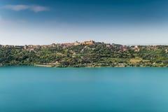 Castel Gandolfo Foto de archivo
