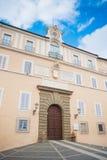 Castel Gandolfo, Italia immagini stock libere da diritti
