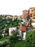 Castel Gandolfo, near Rome, Italy Royalty Free Stock Photos