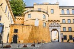 Castel Gandolfo Stock Image