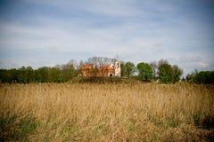 castel gostynin Πολωνία στοκ εικόνες