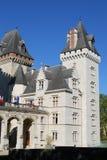 Castel Henri IV à Pau Images libres de droits