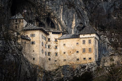 Castel Lueghi royaltyfri bild