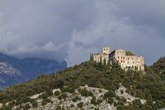 Castel Madruzzo Fotografía de archivo libre de regalías