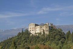 Castel Madruzzo Foto de archivo libre de regalías
