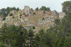 Castel mancino Royaltyfri Fotografi
