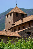 Castel Mareccio Stockfoto