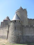 Castel met torens Stock Afbeelding