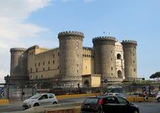 castel Naples nuovo Obrazy Royalty Free