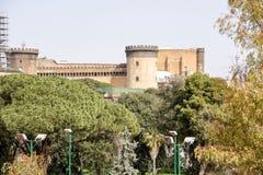 Castel Nuovo photo libre de droits