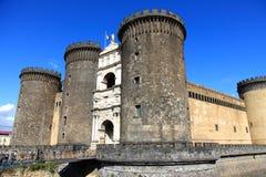 Castel Nuovo Foto de archivo libre de regalías