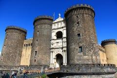Castel Nuovo Fotos de archivo libres de regalías