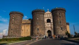 Castel Nuovo III foto de stock royalty free