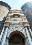 Castel Nuovo, Maschio Angioino της Νάπολης, Ιταλία Στοκ φωτογραφίες με δικαίωμα ελεύθερης χρήσης