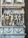 Castel Nuovo, Maschio Angioino Неаполь, Италии Стоковое фото RF